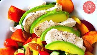 Avocado Chicken Salad - Chicken Recipes - Салат из курицы и авокадо
