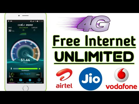 😱How To Get Unlimited Free Internet 2019 [ 4G ]🔥