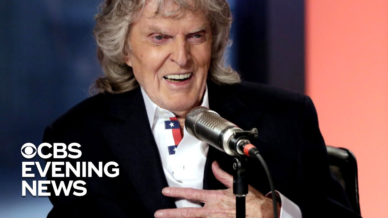 Radio Personality Don Imus Dies at 79