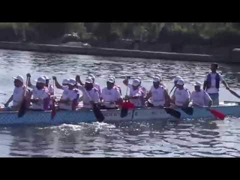 Haliç Dragon Bot yarışları