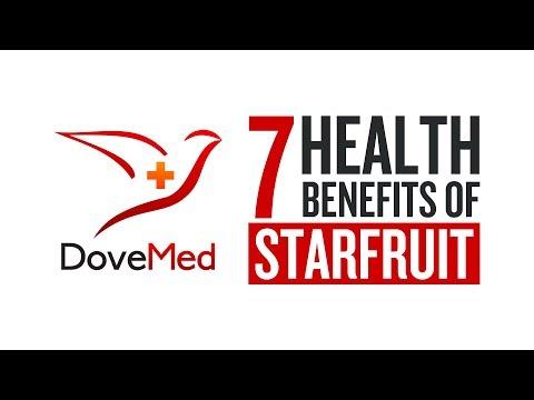 7 Health Benefits Of Starfruit
