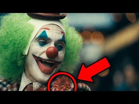JOKER Trailer Breakdown -  EVERY EASTER EGG AND THINGS YOU MISSED!