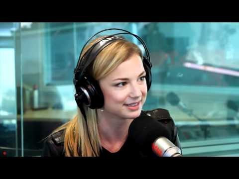 Revenge's Emily VanCamp interview with Fitzy and Wippa