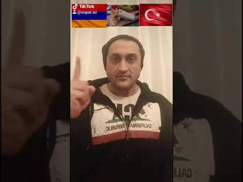 Как ведут себя Армяне.