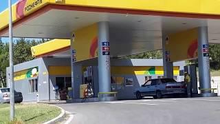 Проблема с газом на заправках в Геленджике