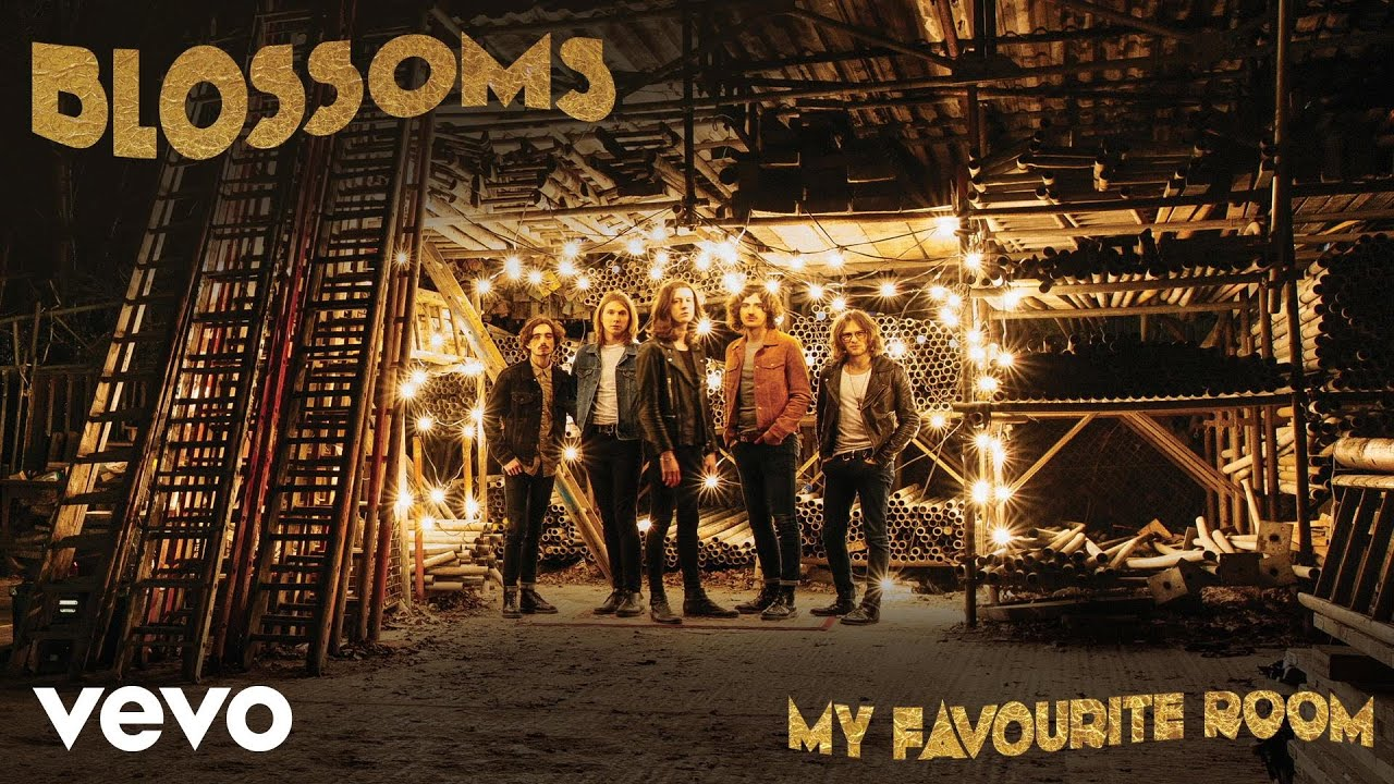 blossoms my favourite room official audio blossoms my favourite room official audio