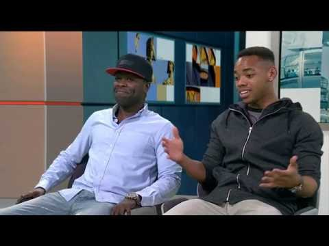 Kojo Comedian and Joivan Wade ITV Interview