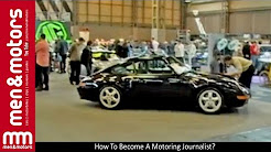 How To Become A Motoring Journalist?