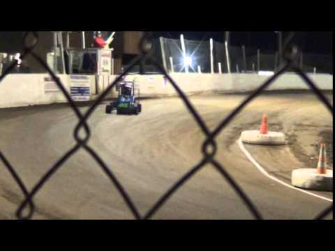 World Formula/Wild Animal Feature Snydersville Raceway 10-24-14