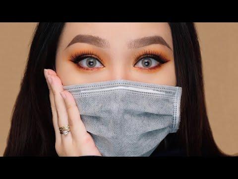 Thử thách makeup trong Mùa Dịch 🗣 !   Quach Anh