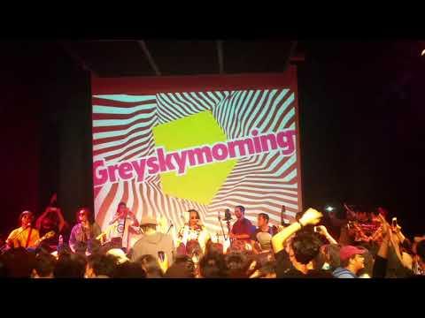Grey Sky Morning - Pancaroba ( Live 2018 @ Publika)