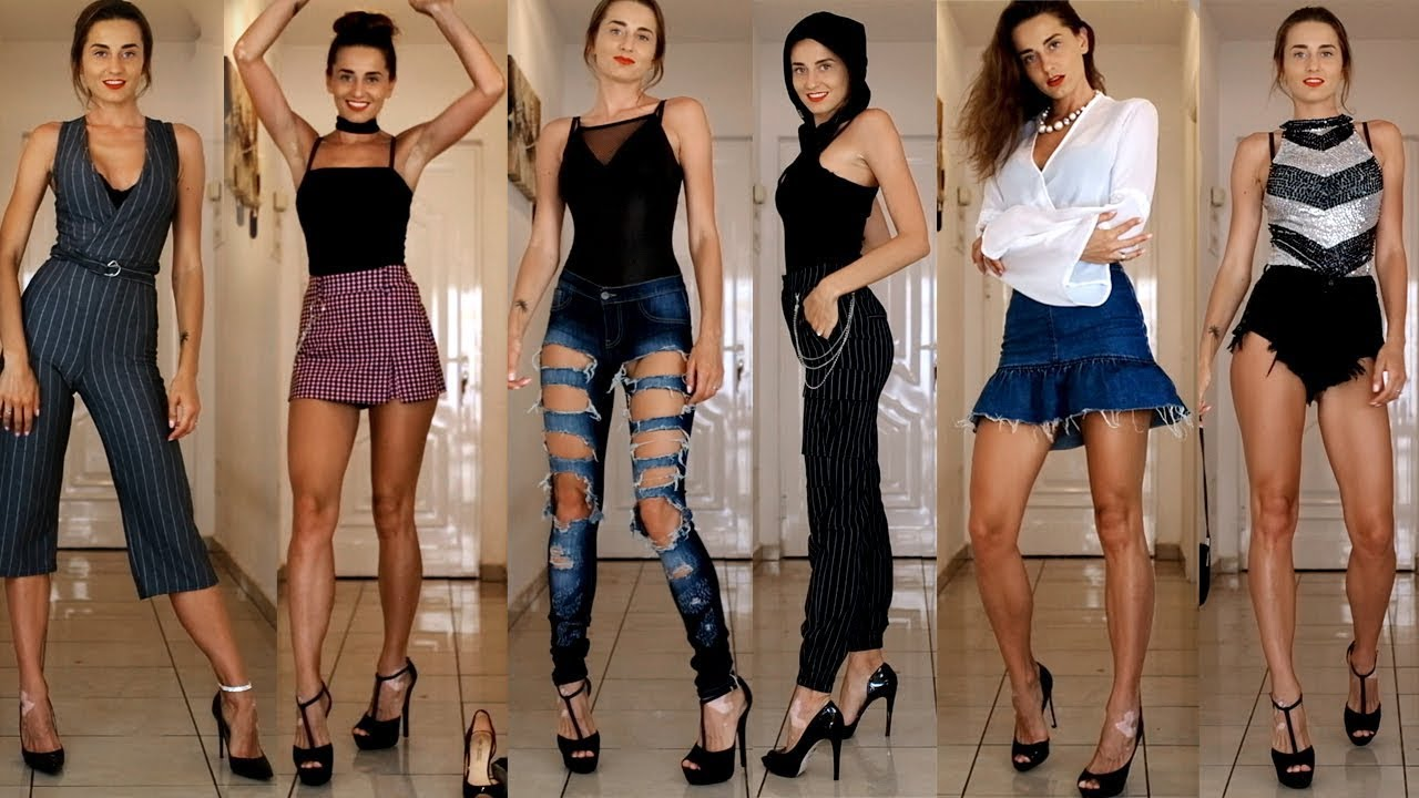 2019 summer party outfit ideas try-on haul. Wear your confidence! | Viki Keepu 4