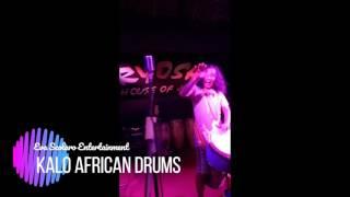 EVA SCOLARO ENTERTAINMENT - KALO AFRICAN DRUMS