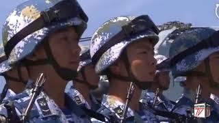 China Lanza un IMPRESIONANTE vídeo Intimidatorio a los Estados Unidos