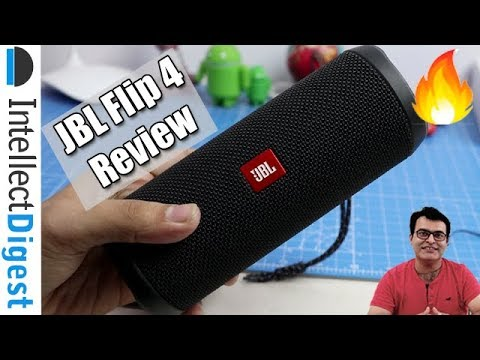 JBL Flip 4 Review- Is It Worth The Price?