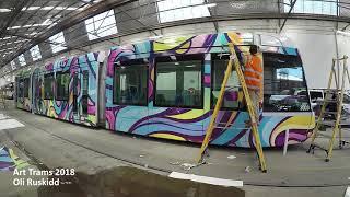 C-Class Art Tram, by Oli Ruskidd thumbnail