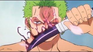 Gambar cover Zoro Vs Samurai of Arc Wano - One Piece AMV