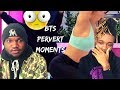 BTS PERVERT MOMENTS (REACTION) | THE BUMS