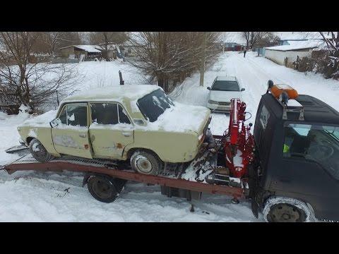 Как сдать автомобиль в утилизацию