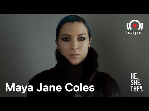 Maya Jane Coles DJ set - PRIDE 2020: HE.SHE.THEY x @Beatport Live