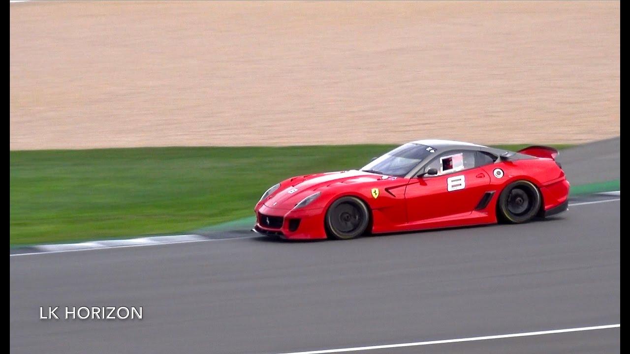 Ferrari 599XX | Ultimate Sounds on Track!