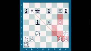 ChessMaster GME: Larry Christiansen vs Chessmaster 9000 (Game 2)