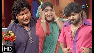 Bullet Bhaskar, Awesome Appi Performance | Extra Jabardasth | 17th May 2019    | ETV  Telugu