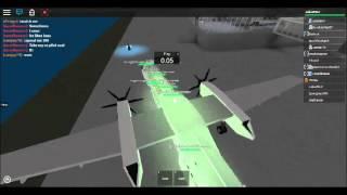 ROBLOX-Air Aruga Flight Part 1