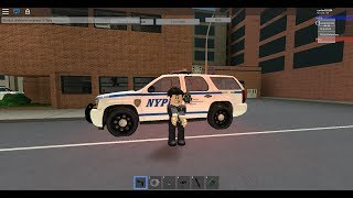 POLICE SIM: NYC | So much bad driving! | ROBLOX