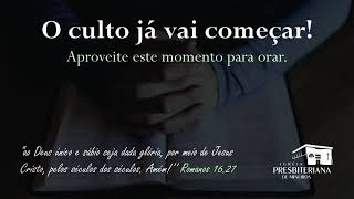 Culto Dominical   15/11/20