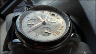 Montblanc Star Meisterstuck Chronograph GMT Automatic MB36967