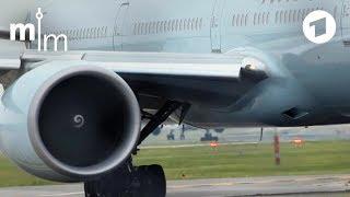 Klimakiller Flugzeug