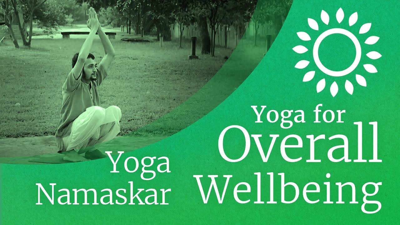 Learn Yoga Namaskar | Sadhguru