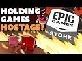 Is Epic Games Store Hoarding Exclusives?