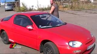 DOKTORfilm: Mazda MX3 a fanoušek