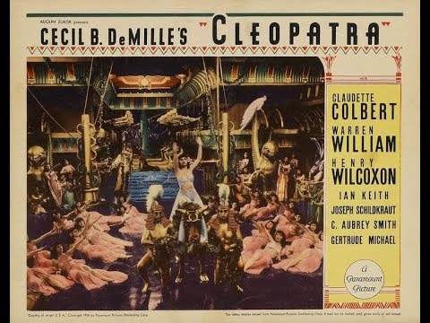 Sit and listen!#13 Cleopatra (1934) [Review]