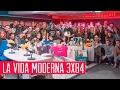 La Vida Moderna 3x84...es jugar al