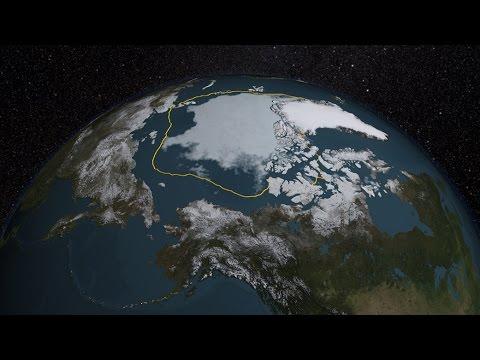 Arctic Sea Ice Minimum, 2015