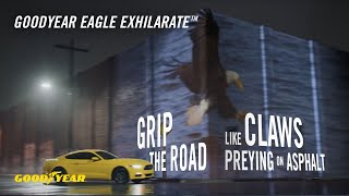 Goodyear Eagle Exhilarate™ Product Launch Video