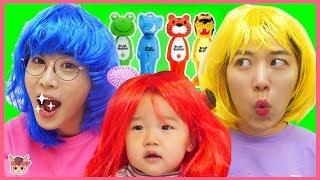 Morning routine Brush your teeth song | + More Nursery Rhymes Kids Children | 말이야와아이들 MariAndKids