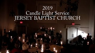 Candle Light Service (December 22, 2019)