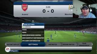 Lets Play FIFA 13 with Mortarman Game 2
