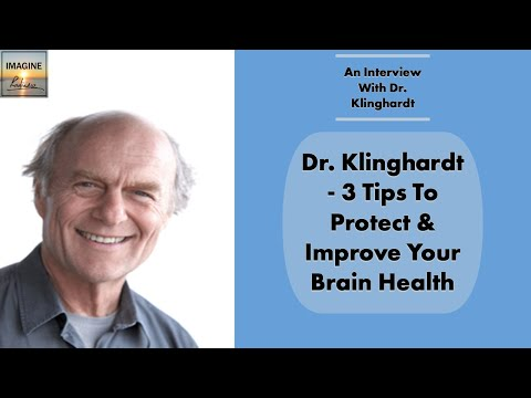 Dr. Klinghardt - 3 Tips To Protect & Improve Your Brain Health