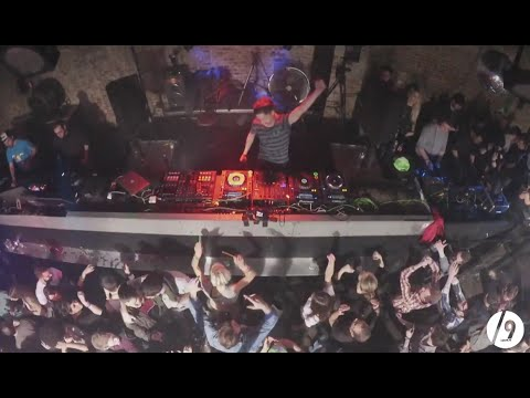 NICO MORANO ● DEEP HOUSE BELGIUM - FUSE BRUSSELS /SLASH9.TV