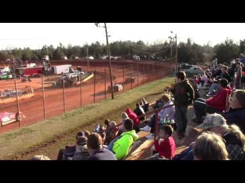 Hartwell Speedway Hobby Car Feature Race 3/5/16