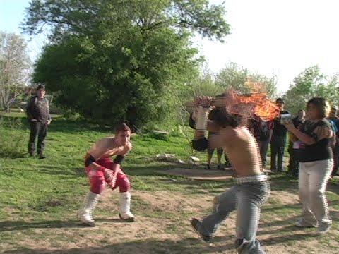 ESW backyard wrestling  Wrestlefest II  Full event W commentary  YouTube