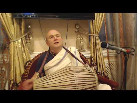 Чайтанья Чаритамрита Ади 3.92-95 - Шринатх Пандит прабху