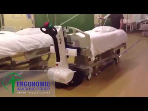 Hospital Bed Movers - Ergonomic Handling Group