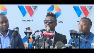 EXCLUSIVE!:Hatutaki Media Zipige nyimbo Za Wasafi WCB,kauli ya Meneja babu tale