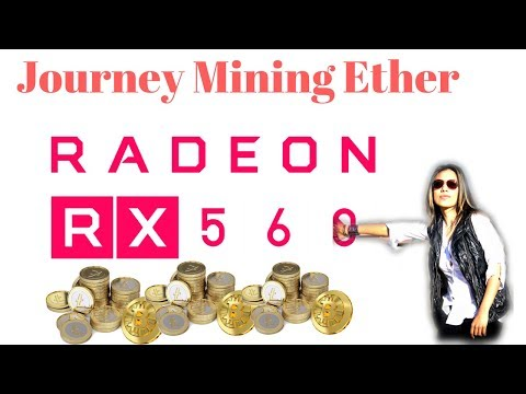 Our Journey With Ether Mining- Radeon RX 560
